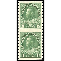 canada stamp 128apa king george v 1922