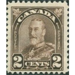 canada stamp 166xx king george v 2 1931
