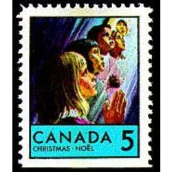 canada stamp 502qs children praying 5 1969