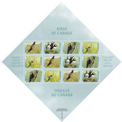 Canada stamp 1594iii birds of canada 1 1996