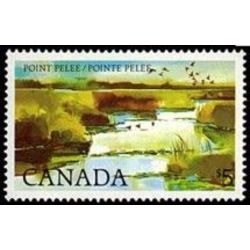 canada stamp 937ii point pelee 5 1985