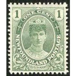 Buy Newfoundland 104b Queen Mary 1911 1 162 Arpin Philately