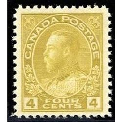 canada stamp 110d king george v 4 1925