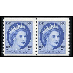 canada stamp 348pa canada stamp 348pa 1954 10 1954