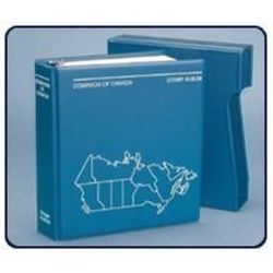 dominion canada stamp album french version
