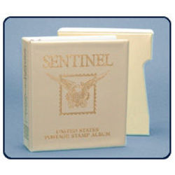 sentinel united states stamp album