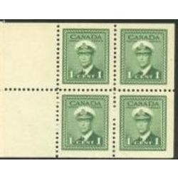 canada stamp 249a king george vi in navy uniform 1942
