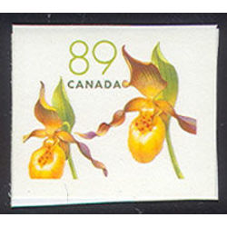 canada stamp 2132 yellow lady s slipper 89 2005