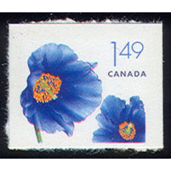 canada stamp 2134 himalayan blue poppy 1 49 2005