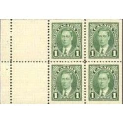 canada stamp 231a king george vi 1937