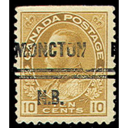 canada stamp 118xx king george v 10 1925