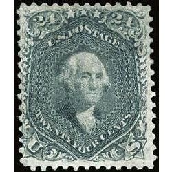 us stamp postage issues 78b washington 2 1861