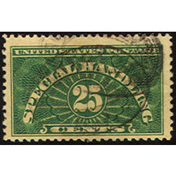 us stamp qe special handling qe4a special handling 25 1925