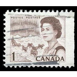 canada stamp 454ais queen elizabeth ii northern lights 1 1967