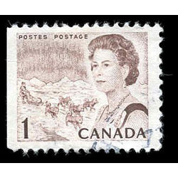 canada stamp 454e queen elizabeth ii northern lights 1 1971