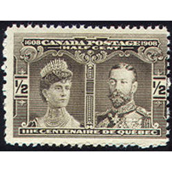 canada stamp 96iii prince princess of wales 1908