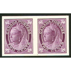 canada stamp 68p pa queen victoria 1897