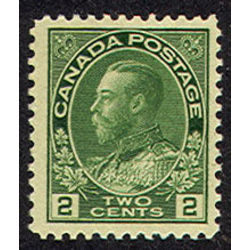 Canada stamp 107iv king george v 2 1923