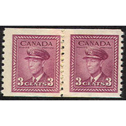 canada stamp 280re pa king george vi 1948