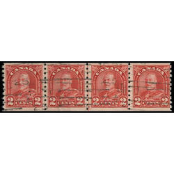 canada stamp 181istrip king george v 1930