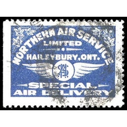 canada stamp c air mail cl5 northern air service 25 1925