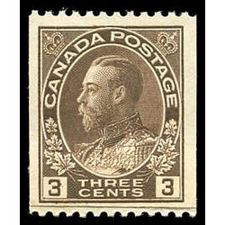 canada stamp 134i si king george v 3 1921