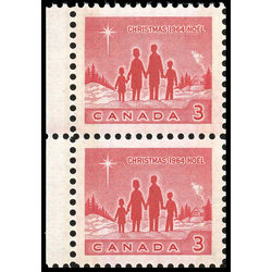 canada stamp 434piv star of bethlehem 1964