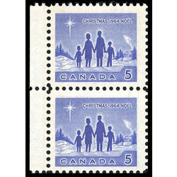 canada stamp 435piv star of bethlehem 1964