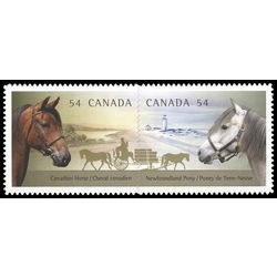 Canada stamp 2330i canadian horses 2009