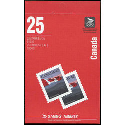 canada stamp complete booklets bk bk138 booklet canada 92 on back cover 10 5 1991