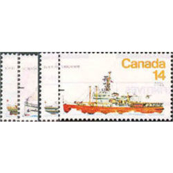 Canada stamp 776 9 ice vessels 1978