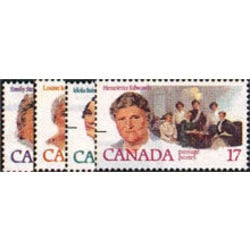 canada stamp 879 82 canadian feminists 1981