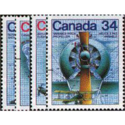 Canada stamp 1099 102 canada day science and technology 1 1986